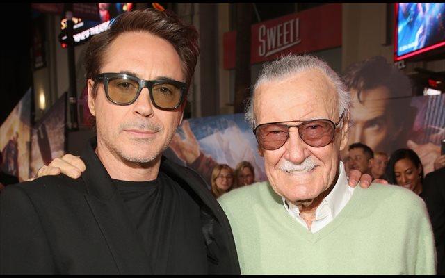 Los héroes de Marvel lloran la muerte de Stan Lee: 'Eres un superhéroe para todos nosotros'