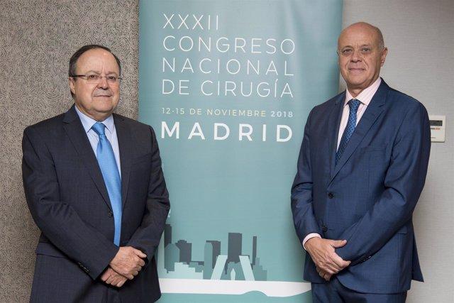 Eduardo García-Granero y José María Jover (AEC)