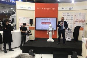 SM y el Grupo Edelvives presentan sus productos de innovación en SIMO EDUCACIÓN 2018