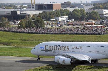 La aerolínea Emirates busca candidatos en Málaga, Marbella y Sevilla para contratar nuevos tripulantes de cabina