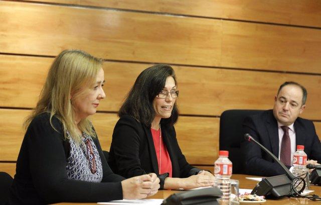 Portavoz de FACAM TDAH,  Rosario Tordesillas