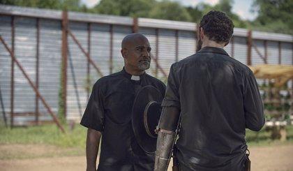 ¿Ha adelantado el 9x06 de The Walking Dead la muerte del Padre Gabriel?