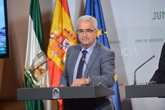 Manuel Jiménez Barrios, este martes