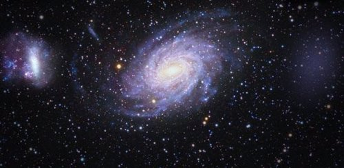 34b9e2615d7 La misión Gaia revela una galaxia fantasma oculta junto a la Vía Láctea