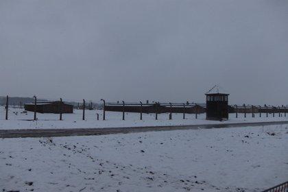 Un exguardia de un campo de concentración alega que no sabía nada de las ejecuciones en masa de los nazis