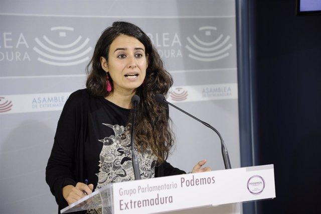 [Cáceres] Ndp+Foto+Audios Podemos Extremadura No Participará En La Manifestación