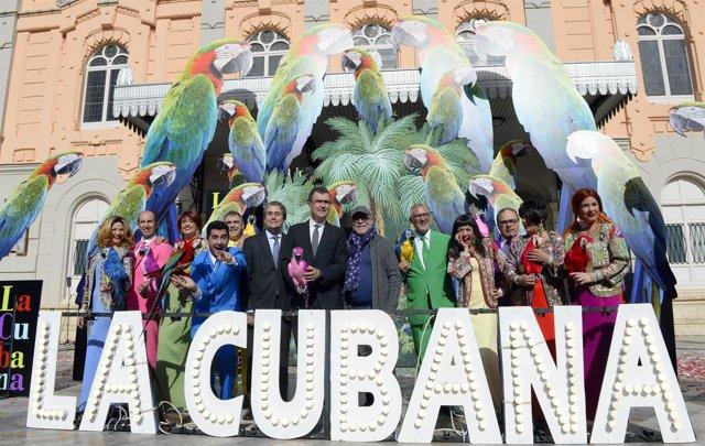 La Cubana regresa a Murcia con la comedia 'Adiós Arturo'