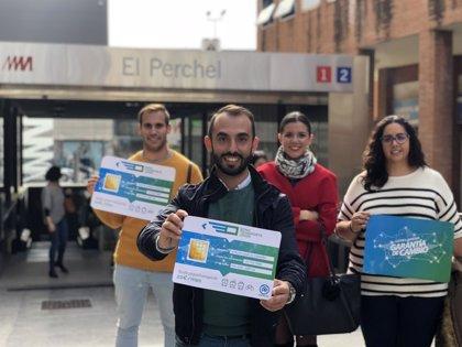 El PP propone impulsar una tarifa plana provincial de transporte público de 20 euros al mes para jóvenes