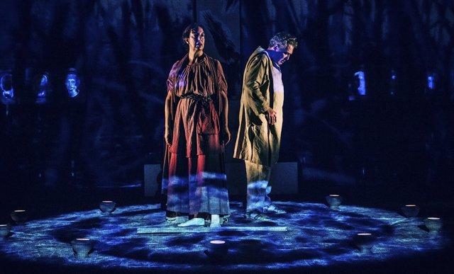 La Sala Russafa acogera la obra 'Los últimos paganos'