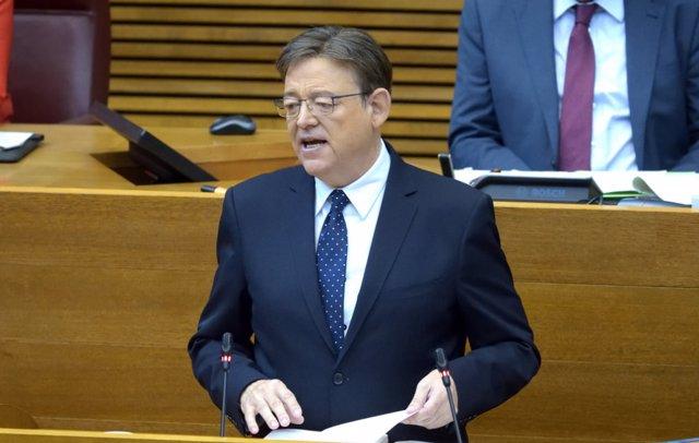 El presidente de la Generalitat, Ximo Puig, en una imagen reciente