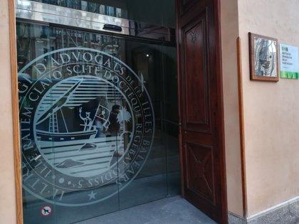 """Los abogados del turno de oficio de Baleares exigen al Ministerio el pago """"urgente"""" de cantidades adeudadas desde julio"""