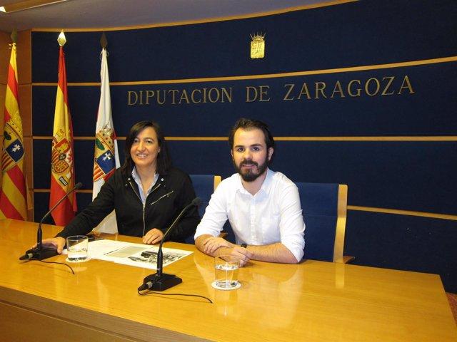 Cristina Palacín y Carlos Gracia han presentado esta exposición fotográfica
