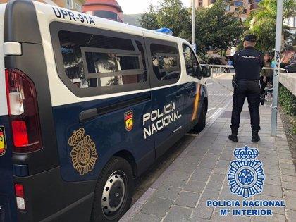 Dos detenidos en Granada cuando circulaban con más de un kilo de marihuana en una mochila