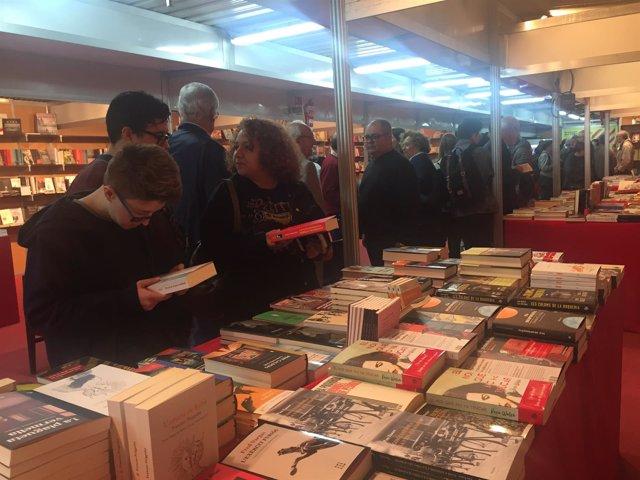 Feria 'Setmana Llibre en Català'