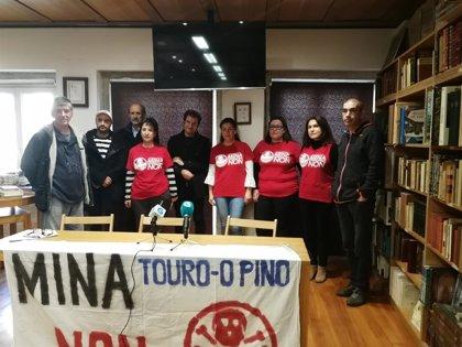 """La Plataforma contra la Mina de Touro advierte que el proyecto """"destruiría"""" patrimonio del Camino de Santiago"""