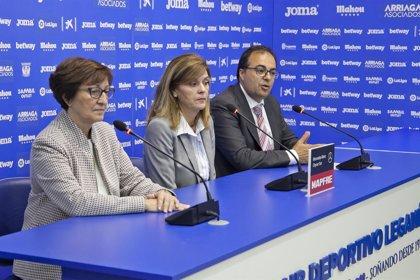 La Fundación del CD Leganés renueva los 350.000 euros para subvencionar a 55 entidades de deporte base