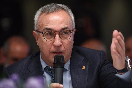 """Alejandro Blanco: """"Si no vienen los kosovares tendremos al movimiento olímpico encima"""""""