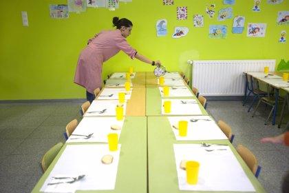CCOO-A reclama un cambio en el modelo de gestión de los comedores escolares