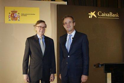 CaixaBank abre en París su primera sucursal en Francia, la cuarta de Europa