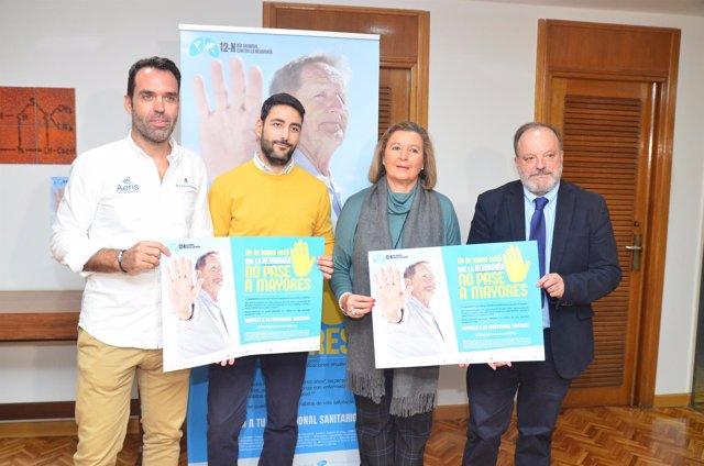 Presentación de los actos del Día Mundial contra la Neumonía