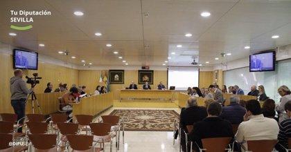 La junta de gobierno de Diputación aborda los presupuestos de 2019 para su elevación al pleno