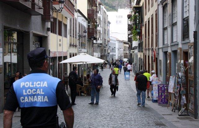 Policía Local de Santa Cruz de La Palma