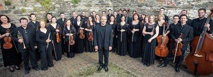 La Camerata Ireland recala en el Palacio de Festivales