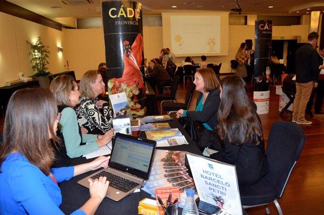 Webinar de turismo de la Diputación de Cádiz