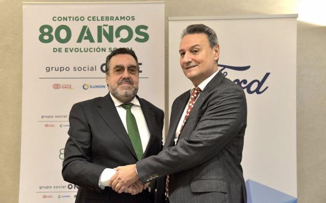 Ford España contratará 40 personas con discapacidad en cuatro años