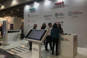 Edebé presenta en SIMO EDUCACIÓN INNOVA 2018 sus productos de innovación 'Amigo' y 'Projectia'