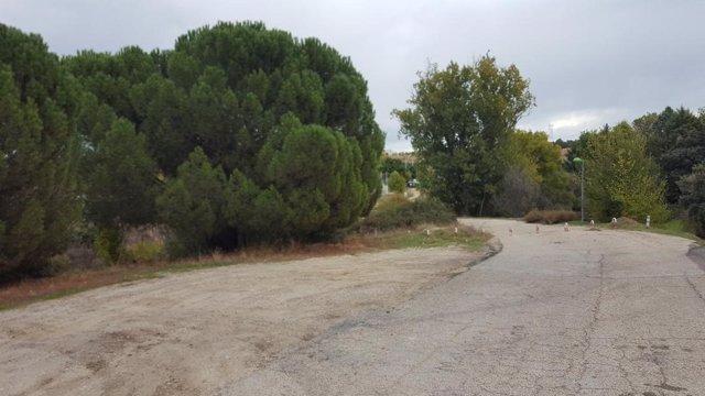 Camino de Villanueva del Pardillo