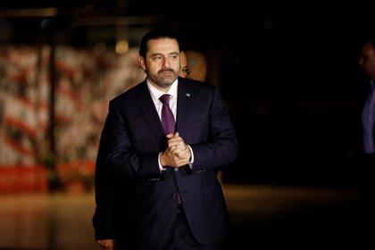 Hariri acusa a Hezbolá de estar obstaculizando los esfuerzos para la formación de Gobierno en Líbano