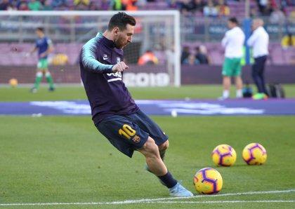 Leo Messi se ausenta de un juicio civil por supuesto incumplimiento de contrato en Girona