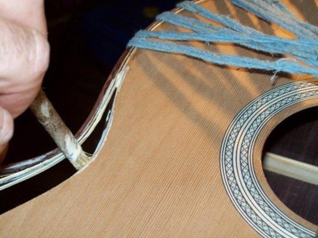Taller sobre guitarra en el ciclo 'Flamenco y cultura'