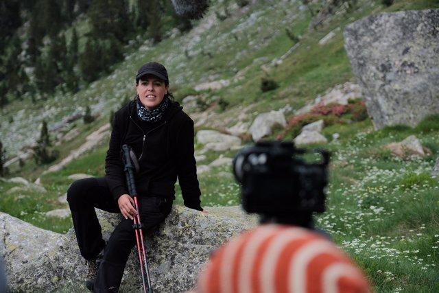 Blanca Ruiz Bridgestone 'Persigue tu Sueño, Supera los Obstáculos'