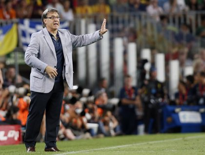 'Tata' Martino, elegido mejor entrenador de la MLS