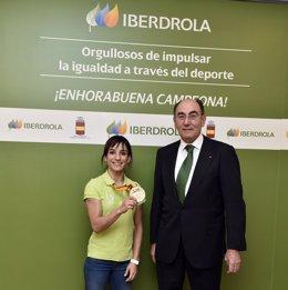 Iberdrola Ignacio Galán Sandra Sánchez