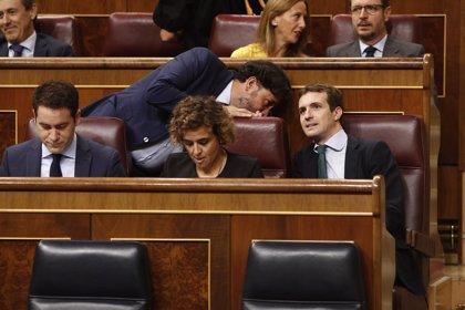 Casado interroga a Sánchez en el Congreso: ¿Está de acuerdo consigo mismo en convocar elecciones si no hay Presupuestos?