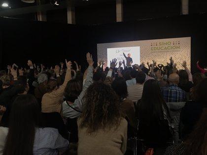 SIMO EDUCACIÓN INSPIRA, el nuevo evento de la edición 2018 que busca motivar a los docentes