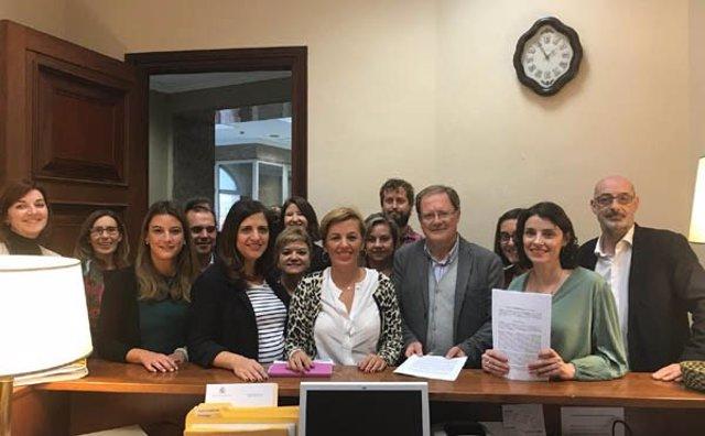 Acuerdo en el Congreso Pacto por la Infancia