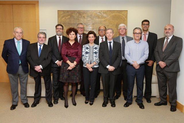Comisión de Coordinación de los presidentes del Tribunal de Cuentas