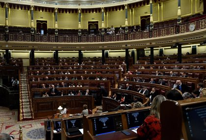 El Congreso acepta la ley de Jusapol para equiparar sueldos de policías, rechazada por ERC, PNV y PDeCAT