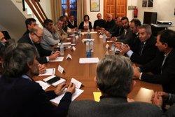 Acord de mínims entre administracions i regants del delta de l'Ebre per consensuar mesures contra la regressió (ACN)