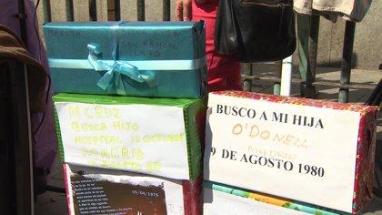 El PSOE lleva al próximo Pleno del Congreso una ley para reparar a las víctimas de bebés robados