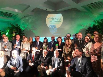 Los III Premios RAEEimplícate reconocen a Epremasa por su gestión de residuos de aparatos eléctricos y electrónicos