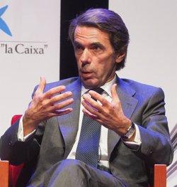AZNAR RECLAMA DESARTICULAR EL GOLPE DE ESTADO EN CATALUNA, DEL QUE CONSIDERA AL PSOE RESPONSABLE