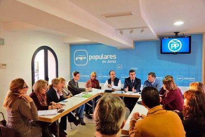 Ortiz (PP Cádiz) se compromete a que el gobierno de Juanma Moreno desarrolle un plan integral para familias numerosas