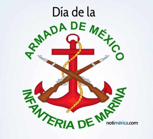 Día de la armada de México