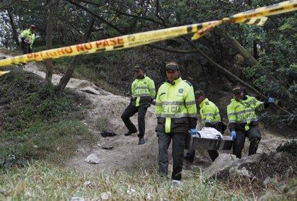 Colombia registra 9.000 homicidios a lo largo de 2018