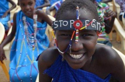 Gran caída en la prevalencia de la mutilación genital femenina entre las niñas de África